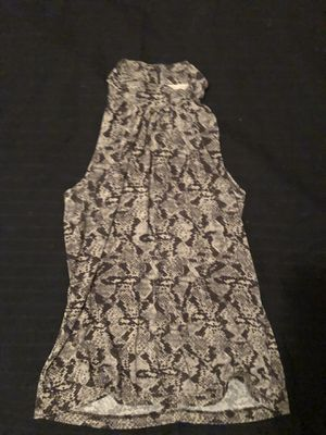 Michael Kors Snake Blouse (S/P) for Sale in Columbus, OH