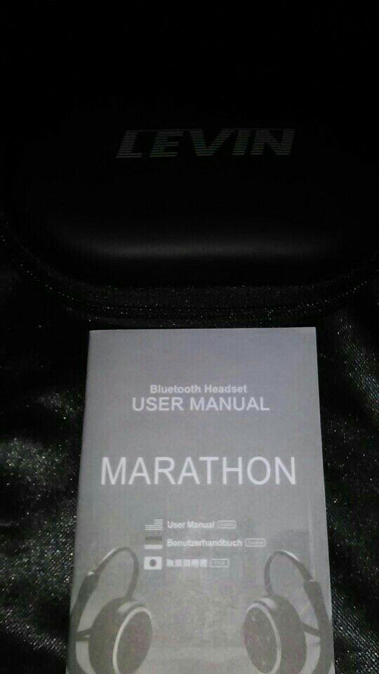 Levin Marathon 2 wireless headsets