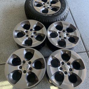 Jeep Wrangler Wheels for Sale in Henderson, NV