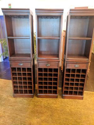Wine rack, cabinets for Sale in Seattle, WA