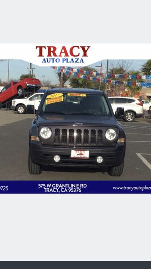 Jeep Patriot for Sale in Tracy, CA