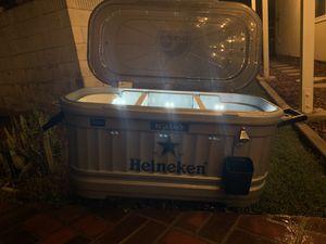 Heineken Ice chest/cooler for Sale in Westminster, CA