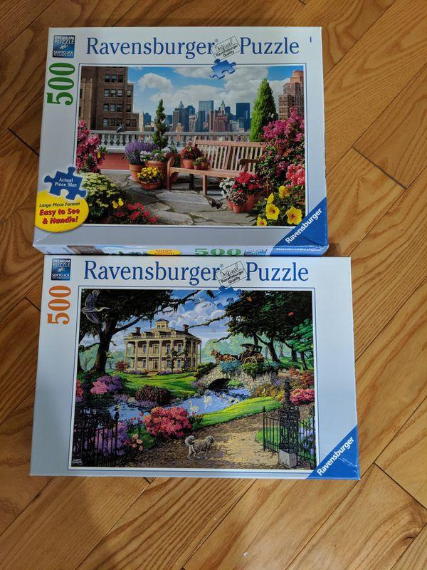 Ravensburger puzzles