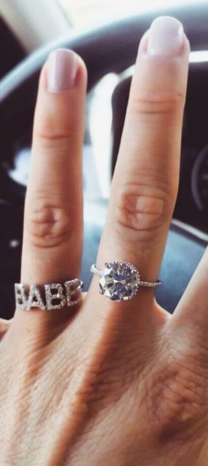 Wedding ring / engagement ring for Sale in Boston, MA