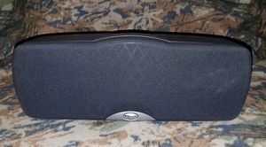 Klipsch Synergy C1 Center Channel Speaker for Sale in Bremerton, WA