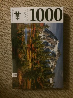 New MindBogglers 1000 piece jigsaw puzzle for Sale in Falls Church, VA