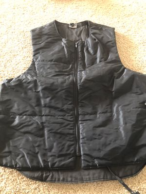 Eclipse heated motorcycle vest for Sale in Sanger, CA