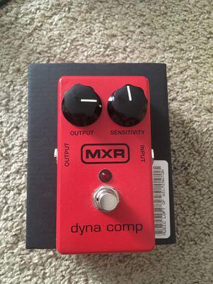 MXR M-102 Dyna Comp Guitar Compressor Pedal for Sale in Quakertown, PA