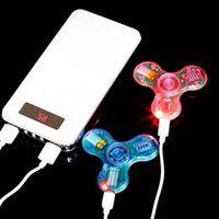 Bluetooth speaker transparent fidget spinner . 5 colors brand new for Sale in Little Rock, AR