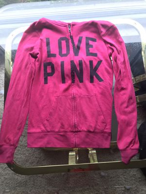 Victoria Secret Pink Hoodie for Sale in Royal Oak, MI