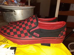 Vans size 7 for Sale in Tallahassee, FL