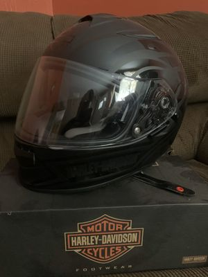 Full face Harley Davidson helmet for Sale in Taylor, MI