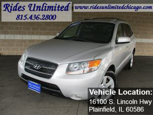 2007 Hyundai Santa Fe for Sale in Plainfield, IL