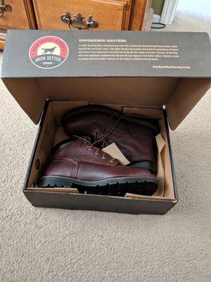 Redwing steel toe boots 10.5 wide for Sale in Palmdale, CA
