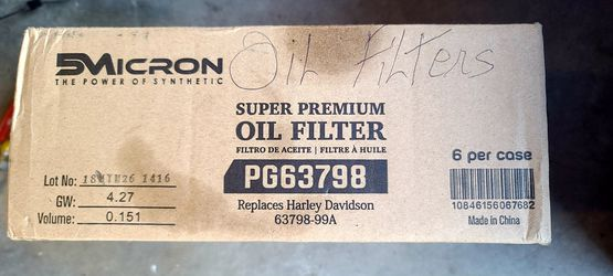 HD replacement Micron oil filters for Sale in DeBary,  FL