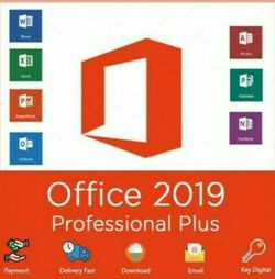 Microsoft Plus+ Pro Office 2019 (w/Activation) for Sale in Fontana,  CA