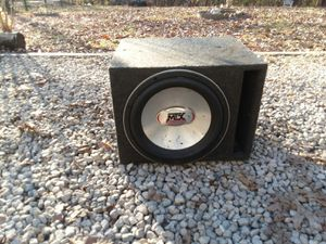 Mtx 12 inch sub for Sale in Waynesville, MO