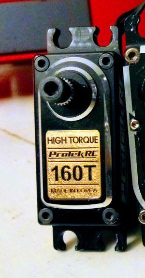 Protek 160T Servo Excellent Condition for Sale in Brea, CA