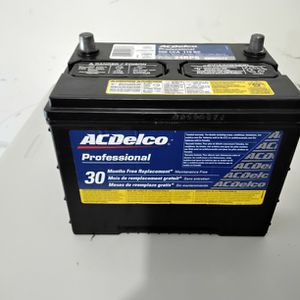 AcDelco Battery 24RPS for Sale in Baton Rouge, LA