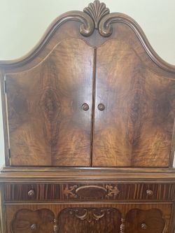 Vintage Armoire - Nearly Perfectly Preserved for Sale in Mount Rainier,  MD