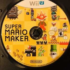 Super Mario Maker Wii U for Sale in San Diego, CA