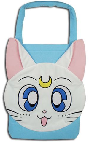 Sailor moon cat kitty Artemis plush tote bag $10 for Sale in Las Vegas, NV