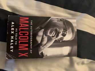 Malcom X Autobiography for Sale in Rochester,  NY
