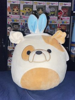 """Brock the Easter Bulldog 8"""" Squishmallow for Sale in Sterling,  VA"""