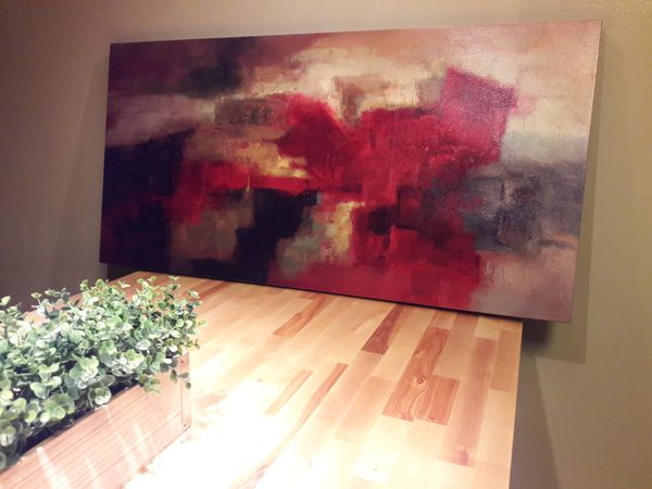Acrylic art Wall painting