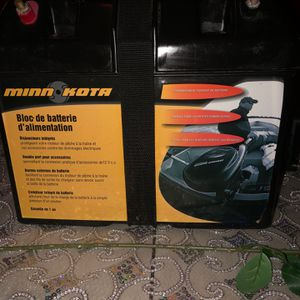 trolling motor and a battery case with car charger port for Sale in Chula Vista, CA