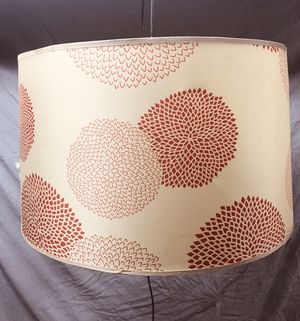 Silk Chrysanthemum Ceiling Fixture for Sale in Pittsburgh, PA