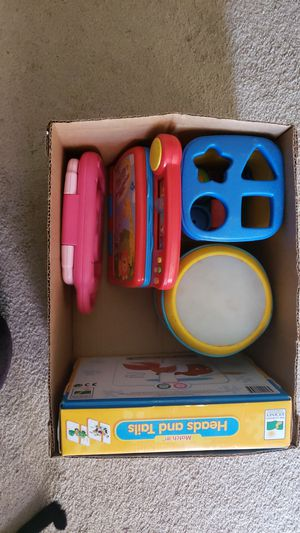 Educational & rhythm toys for Sale in Lake Elsinore, CA