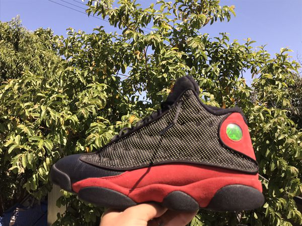 "Air Jordan 13's retro ""BRED"" 2017"