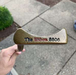 Vintage The Wilson 8806 Putter Rare! for Sale in Carnegie, PA