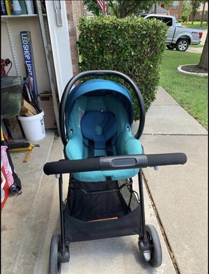 Maxi Cosi Zelia 5 in 1 (emerald) for Sale in Euless, TX
