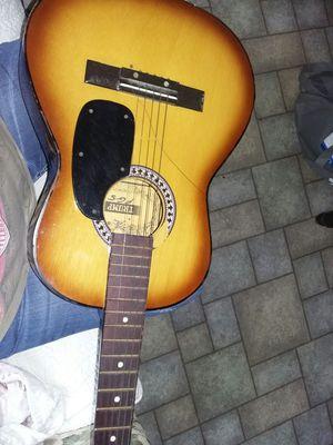 Vintage trump guitar for Sale in Bridge City, TX