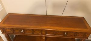 Long hallway type table for Sale in Goodlettsville, TN