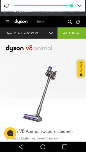 Dyson v8 animal stic vac for Sale in Federal Way, WA