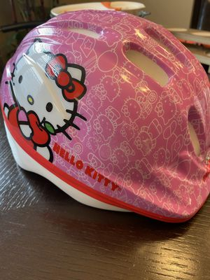 Hello kitty helmet for Sale in Las Vegas, NV