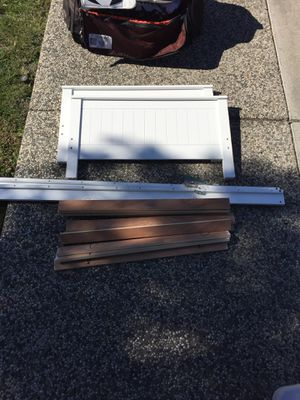 Twin Bed Frame for Sale in San Jose, CA