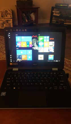 Acer laptop + Tablet for Sale in Anaheim,  CA