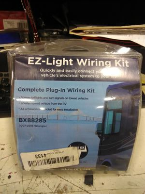 Ez-light wiring kit for Sale in Jim Thorpe, PA