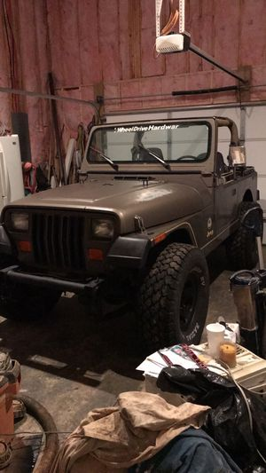 1989 Jeep Wrangler for Sale in Nellysford, VA