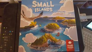 Small islands board game opened played complete for Sale in Los Angeles, CA