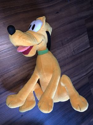 Vintage Disney Pluto dog toy collectibles for Sale in Maywood, CA