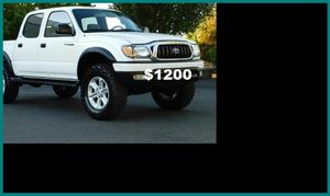 Price$1200 Toyota Tacoma for Sale in Frederick, MD