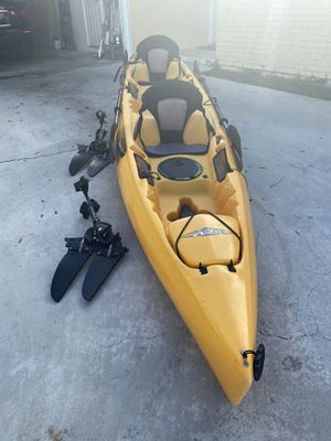Hobie Mirage Oasis Tandem Kayak for Sale in Pompano Beach, FL