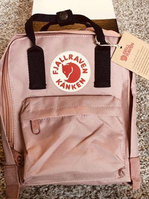Fjällräven Kanken Mini backpack for Sale in Seattle, WA