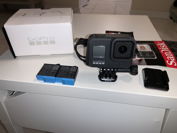 GoPro series 8 (new)