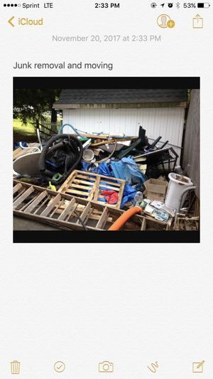 Junk removal for Sale in Durham, NC